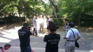 bruiloft in China