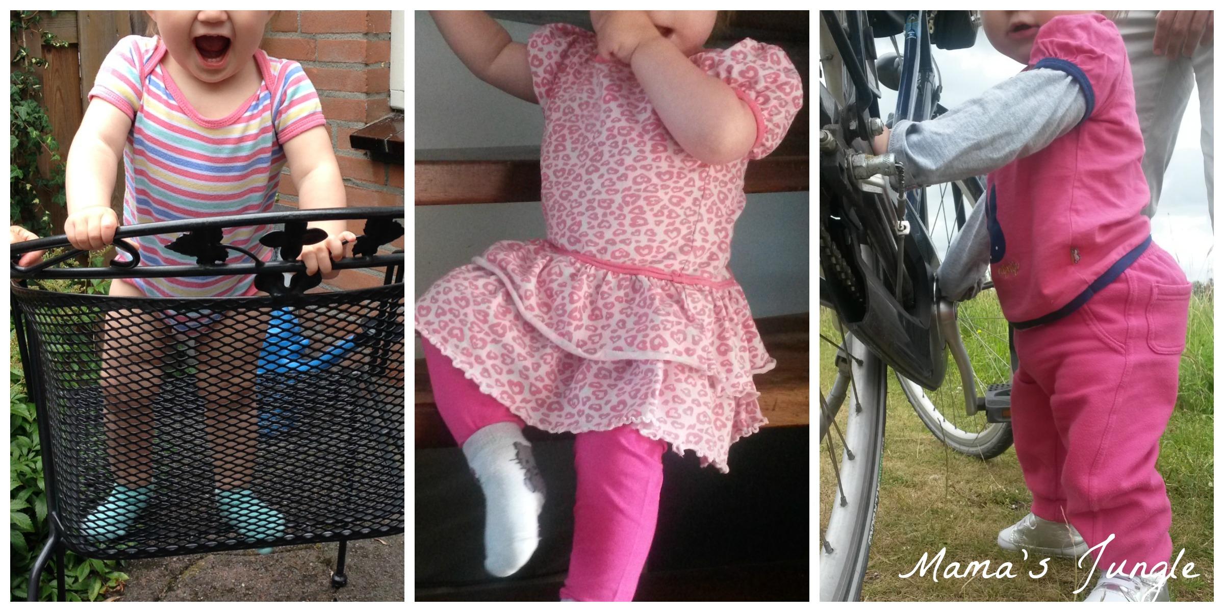 Outfits van mijn dochter