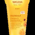 welke baby producten: weleda
