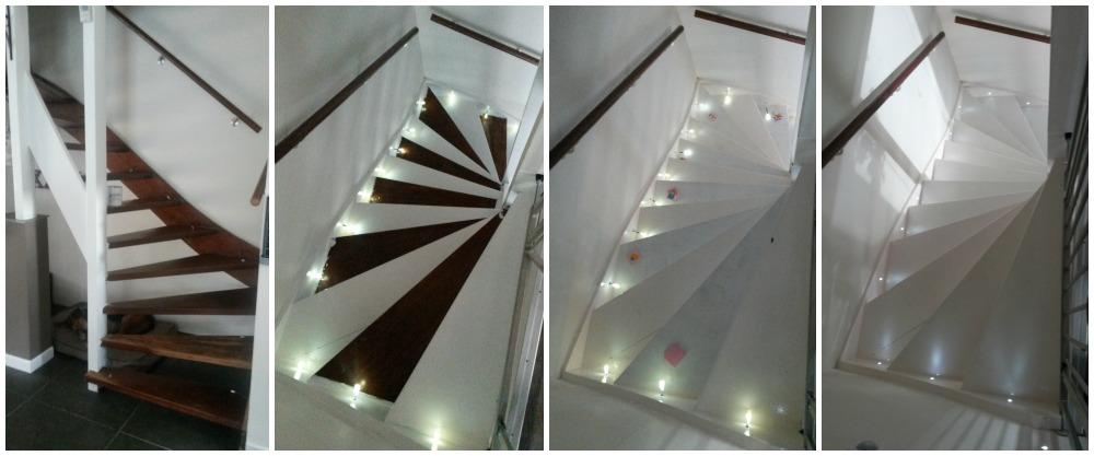 trappetje verven