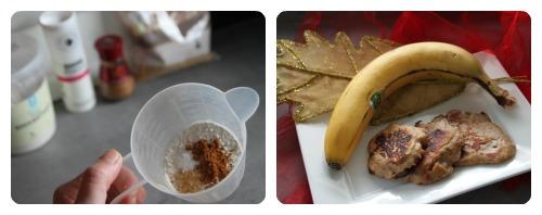 zelf koekjesmix maken als cadeau; mix & foto maken
