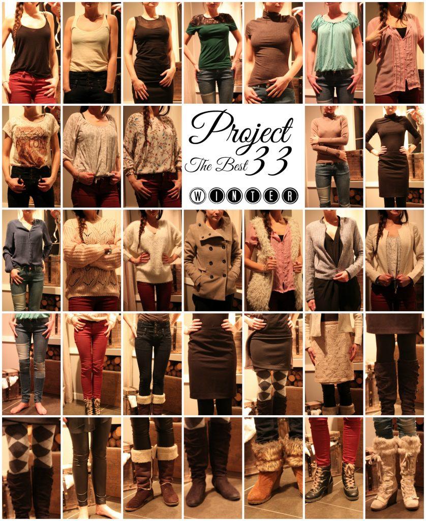 TheBest33 / Outfit inspiratie bij kleding minimaliseren