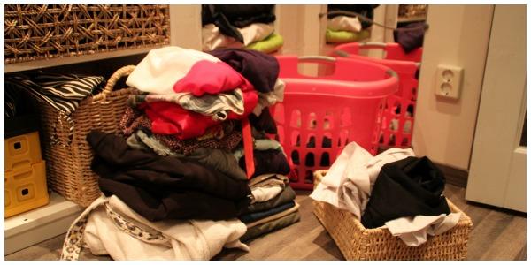 Een duurzame kleding garderobe; kleding dat weg kan