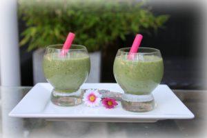 spinazie munt smoothie