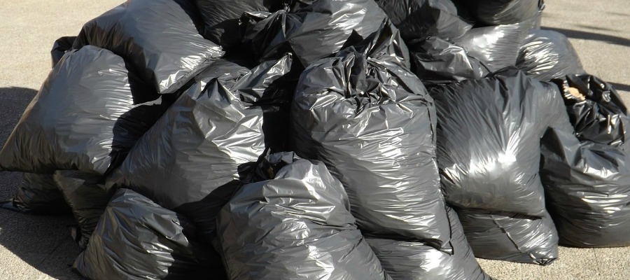energie en water besparen afval scheiden afvalberg