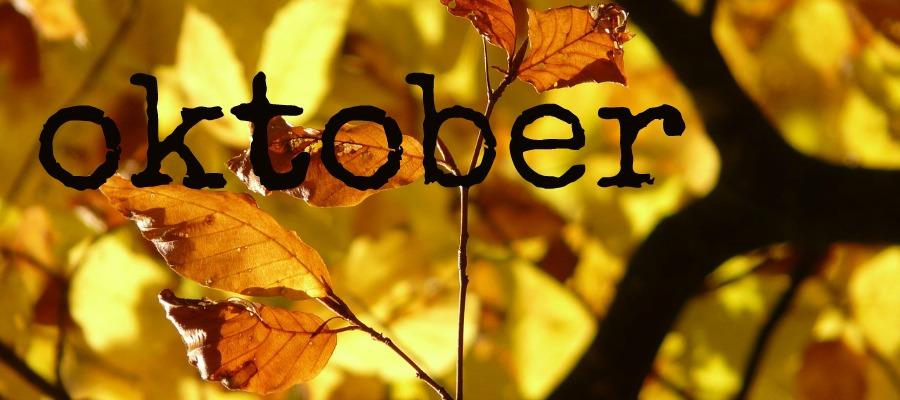 oktober momentjes