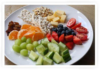 gezonde eet dingetjes