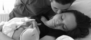 bevalling tips partner