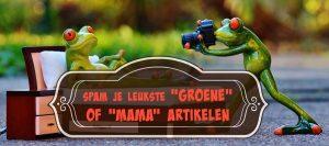 groene of mama artikelen