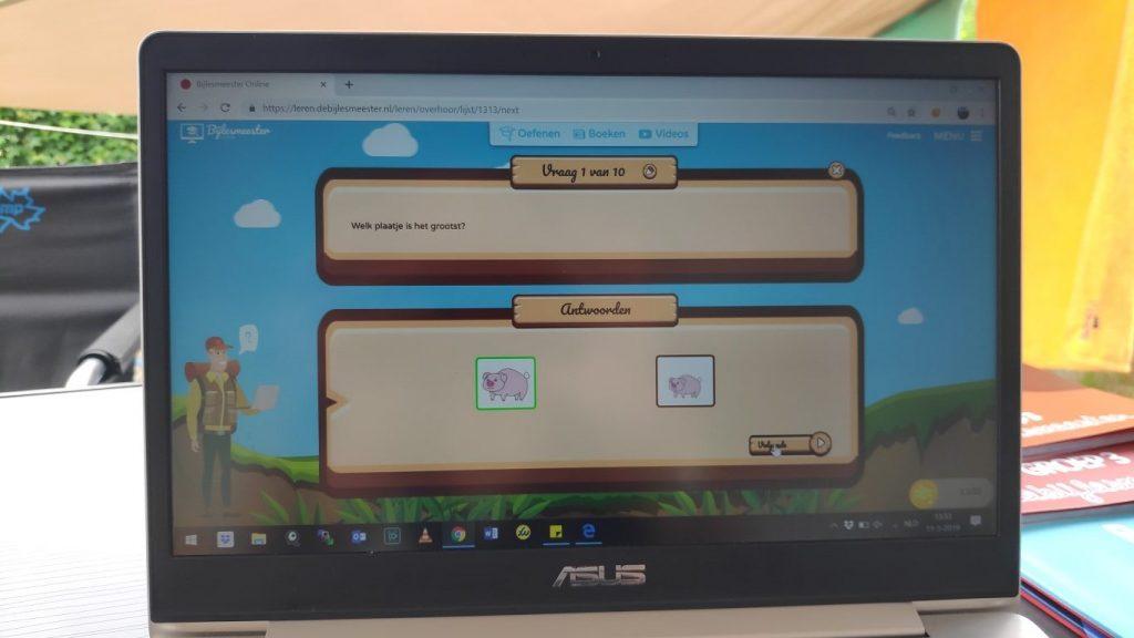 online leerwereld voor kleuters