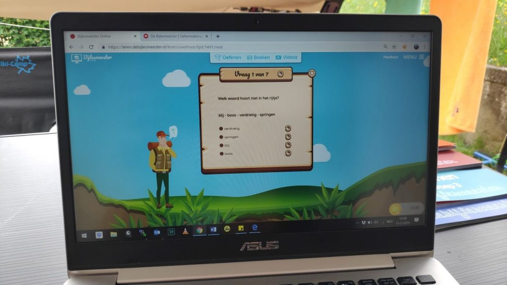 online leerwereld Bijlesmeester