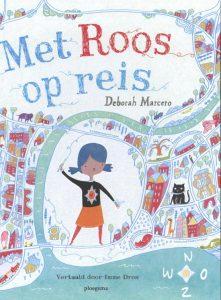 kinderboekenweek: voertuigen en op reis