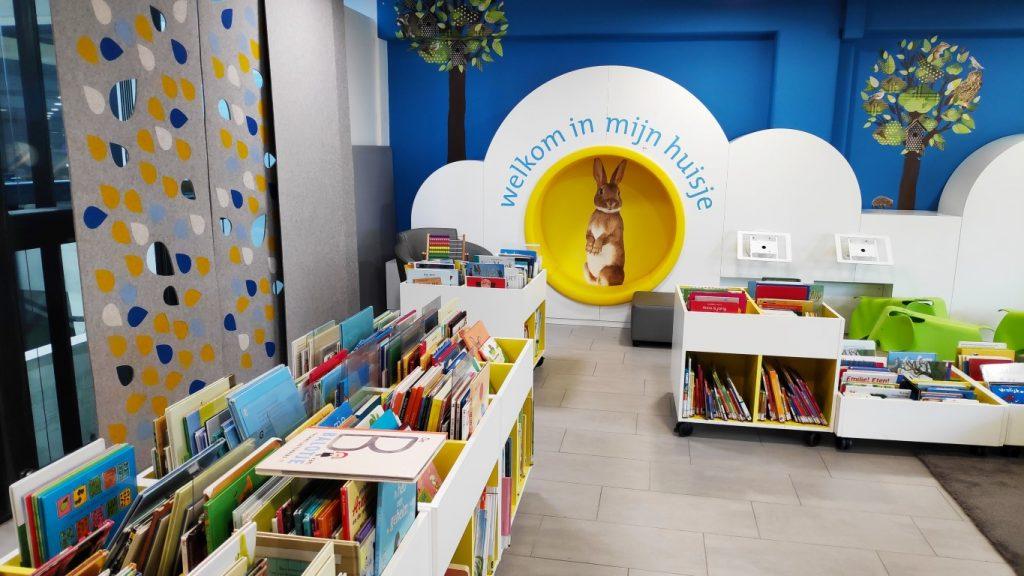 hoofdbieb, gratis kinderboeken in Zoetermeer