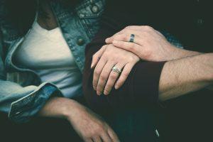 trouwring na scheiding