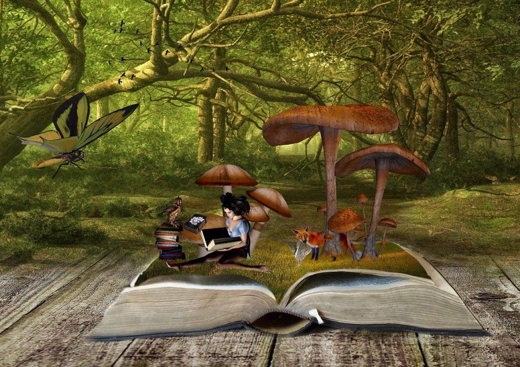 sprookjes kinderboeken TAG