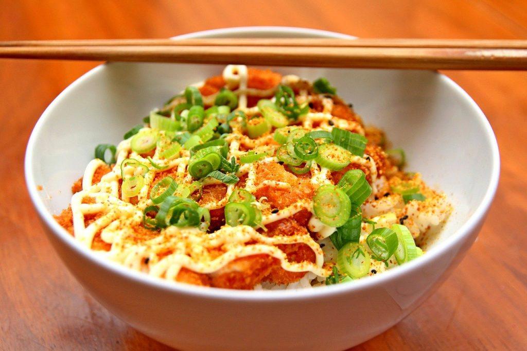 gezond eten via Thuisbezorgd wok