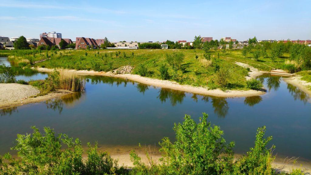 Bentwoud park en bos in Zoetermeer