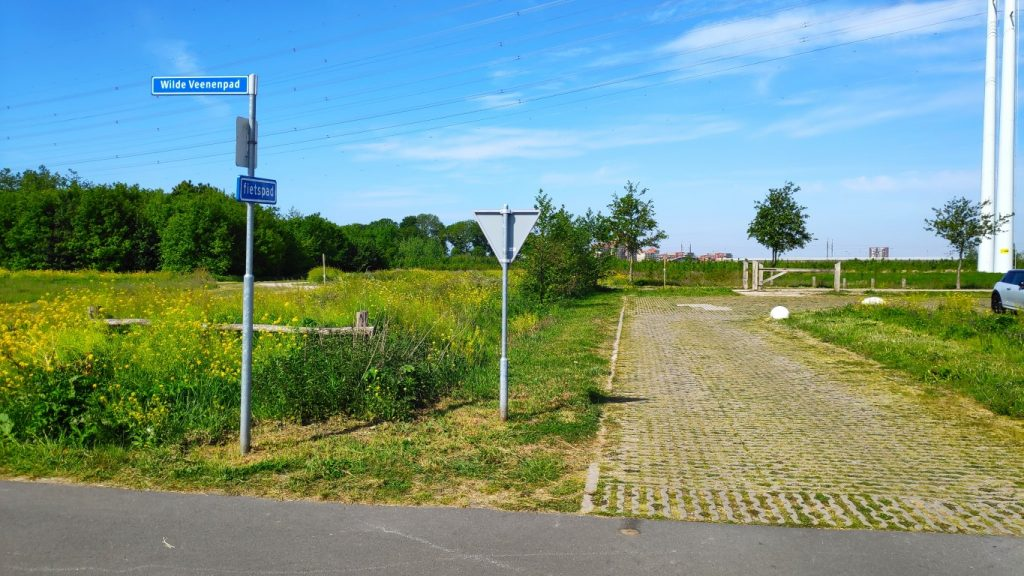 parking kabouterpad Bentwoud Zoetermeer