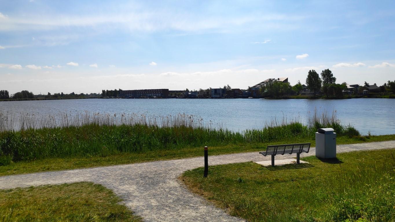 Noordhovense plas Zoetermeer